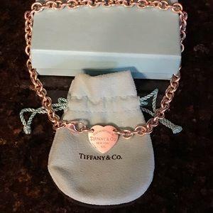 Tiffany & Co Return to Tiffany Heart Choker